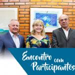 Diretoria conversa com participantes em Curitiba