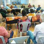Serpros presente em reunião do Conselho da Aspas