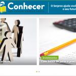 Acesse o site Conhecer e saiba tudo sobre educação financeira e previdenciária