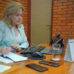 Presidente participa de reunião com o Sindapp por videoconferência