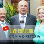 Disponível vídeo da Live Especial com a Diretoria do Serpros